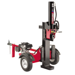 Troy-Bilt Log Splitter